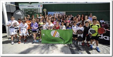 El TyC 2 adidas ya conoce a sus campeones en la 3ª prueba del Circuito Nacional de Menores.
