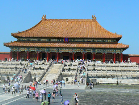 Beijing: The forbidden Palace