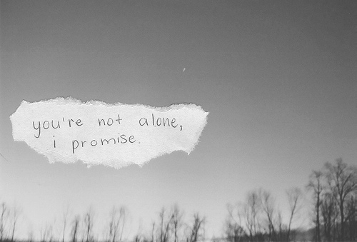 you_are_not_alone_i_promise_quote