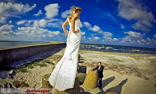 Lipiany fotograf - ślub - wesele