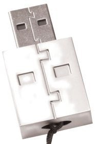 Memory stick in shape as USB flash drive