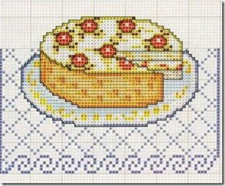 Ponto Cruz-Cross Stitch-Punto Cruz-Punto Croce-Point de Croix-406