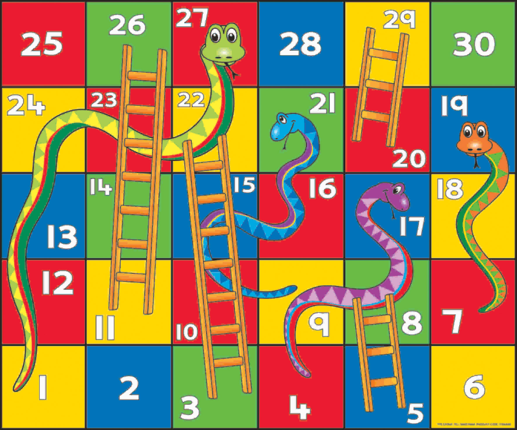 Snakes And Ladders Board Printable Snakes+ladders.jpg
