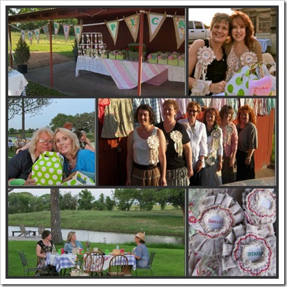 Praorie picnic collage