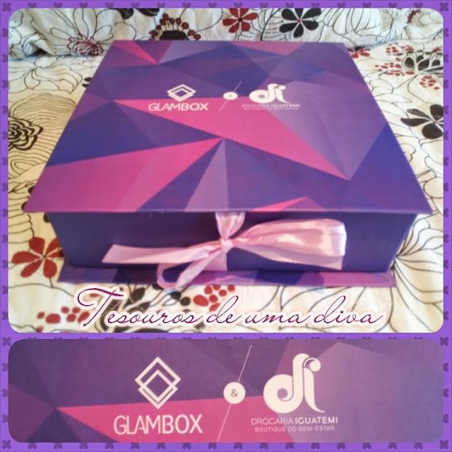 Glambox outubro 2014