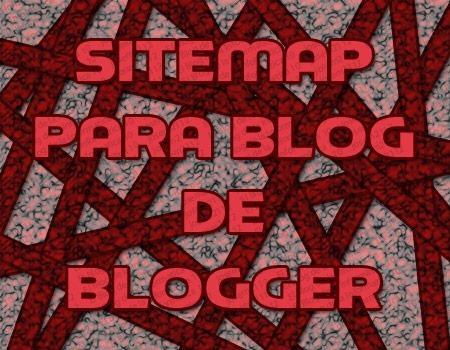 sitemap para blog de blogger - imagen principal del post
