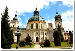 Ettal-abbey