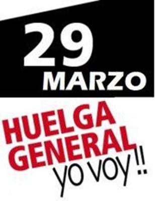 29-M Huelga-General