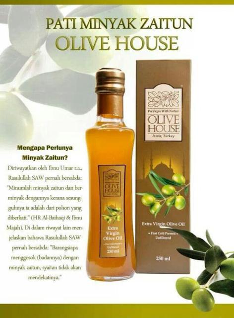 7 Manfaat Extra Virgin Olive Oil