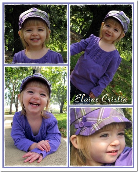 Elaine 2 year with text
