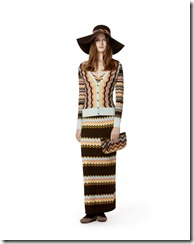 Missoni for Target collection look 1