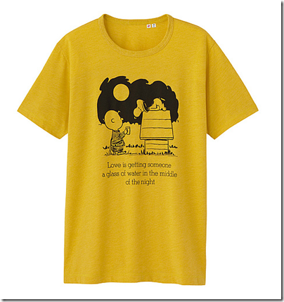 Uniqlo X Snoopy Tee - Man 05