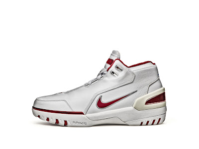 nike air zoom generation xx 20 years of design 1 17 20 Designs that Changed the Game: Nike Air Zoom Generation