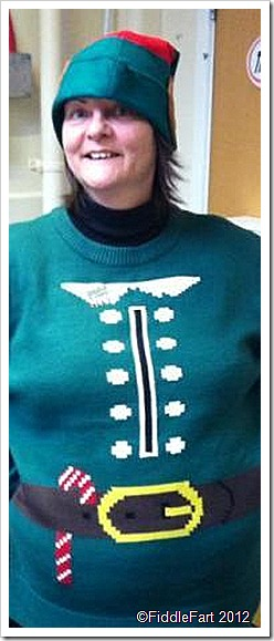 Christmas Jumper Day 14th December 2012 Save the Children