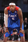 lebron james nba 130217 all star houston 70 game 2013 NBA All Star: LeBron Sets 3 pointer Mark, but West Wins