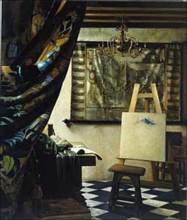 Sophie Matisse, L'atelier