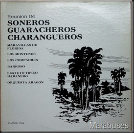 Portada Reunion De Soneros Guaracheros Charangueros