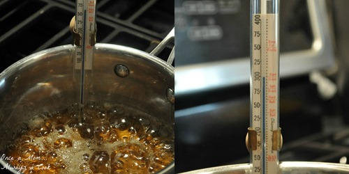 Boiling Honey