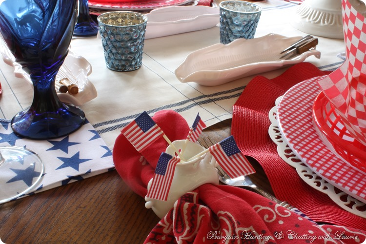 4th of July-Bargain Hunting with Laurie