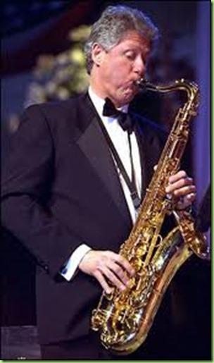 clinton sax