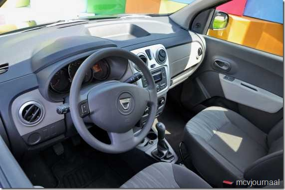 Dacia Lodgy Tsjechie 07