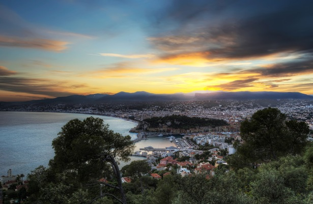 nice-mont-boron-sunset-hdr-new