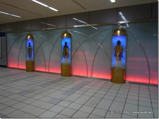 台北捷運內湖線‧松山機場站&內湖站12