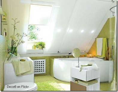 Diseño de Baños Pequeños Interiores