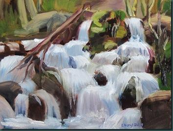 BHSPP waterfall