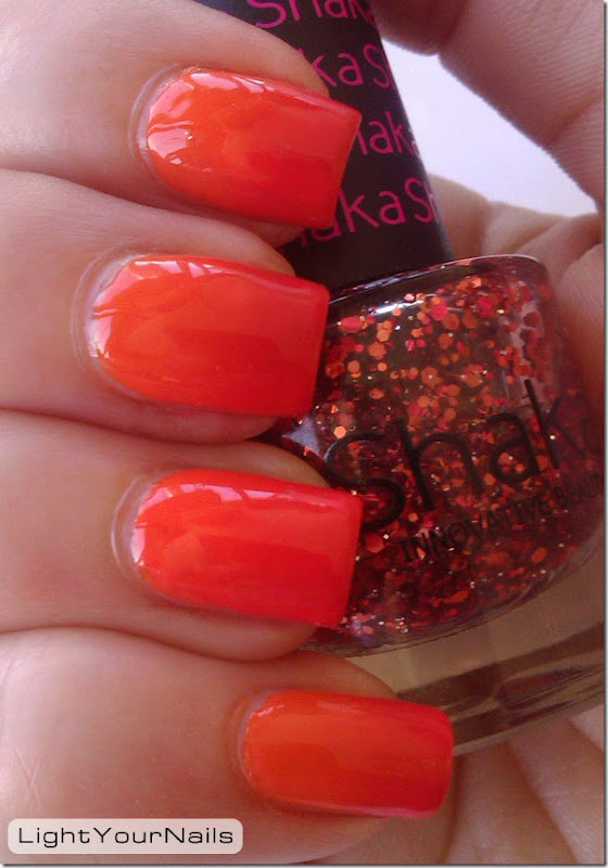 Sunset gradient orange pink Shaka Hot Love