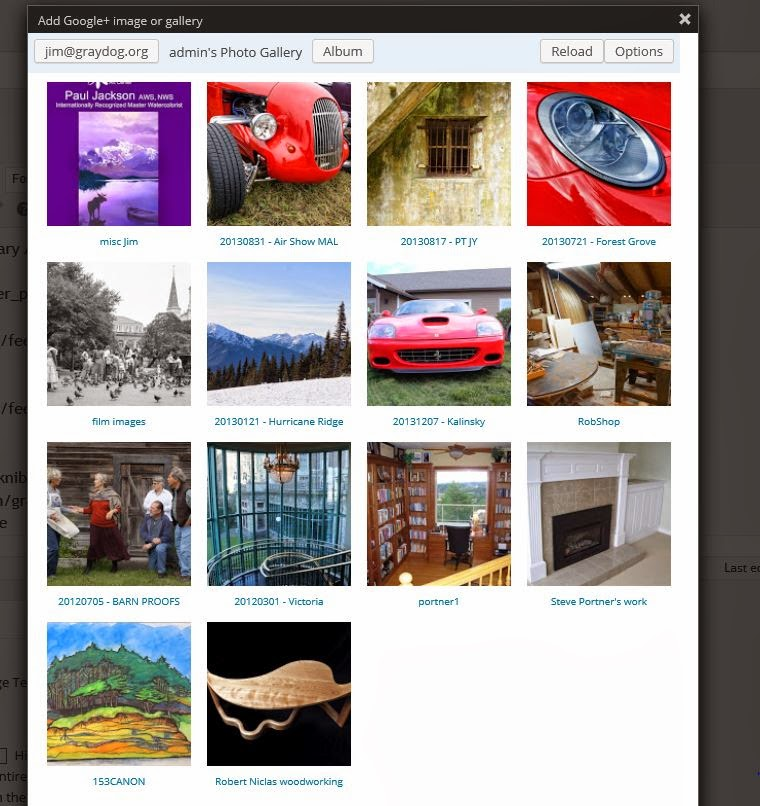 how to delete a picasa photo