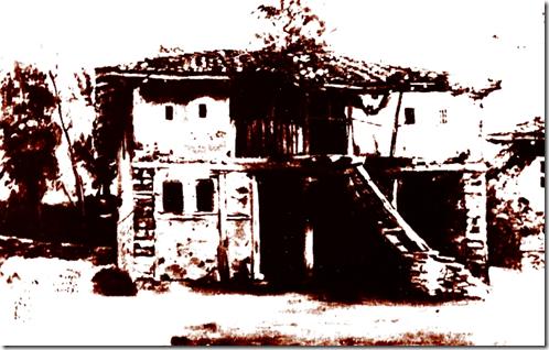 Το σπίτι που σκοτώθηκε ο Μελάς