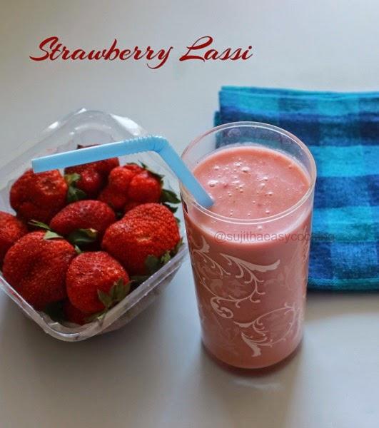 Strawberry Lassi2
