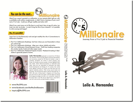 9-5 Millionaire_FINAL book cover