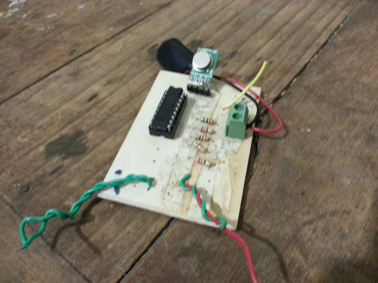 Circuito Emisor Receptor : Smart house mafia pa im circuitos emisor y receptor