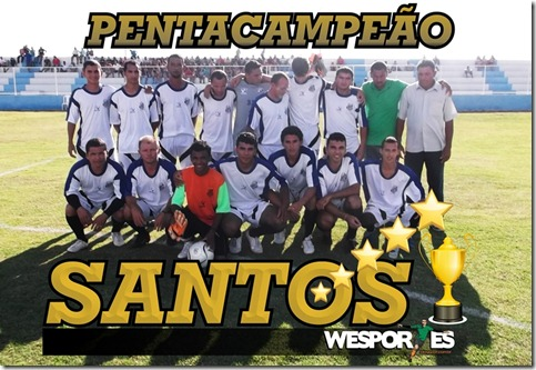 SANTOS CAMPEÃO 2
