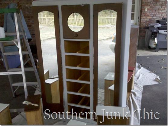 Southern Junk Chic Wardrobe 2
