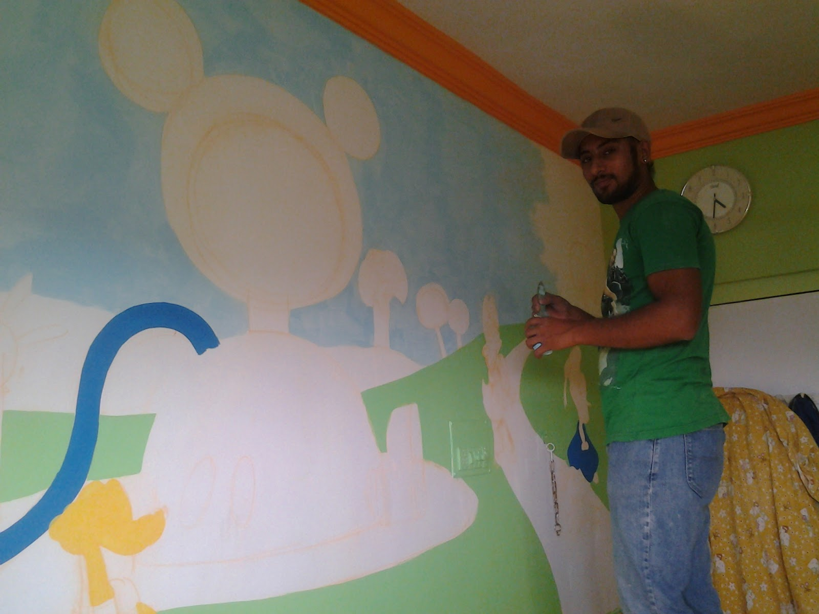 Play School Wall Painting Mumbai   Blogger Part 88