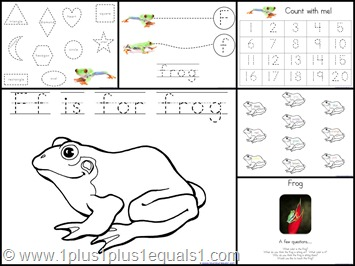 Ff Frog  Extras