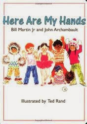 Here Are My Hands Book