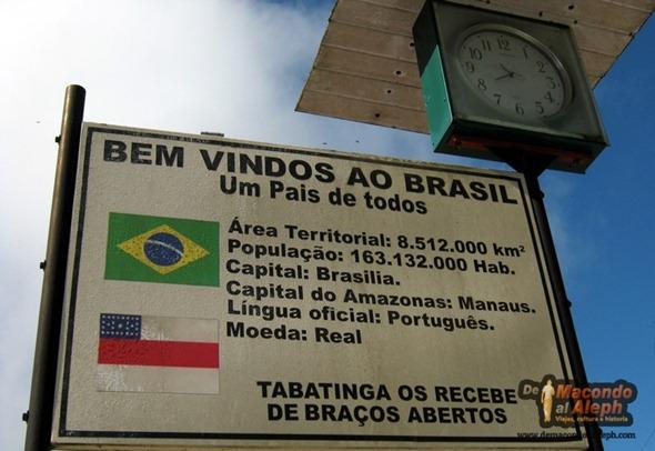 Viaje Cruzando la frontera Brasil Colombia 2