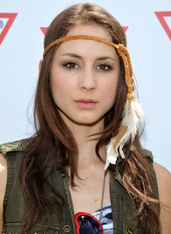 hollywood hairstyle : The Best Hippie Hairstyles 2015