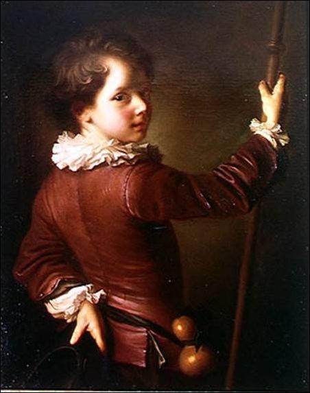 Ribera, Portrait de jeune pèlerin