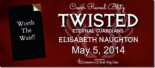 Cover Reveal Blitz banner TWISTED