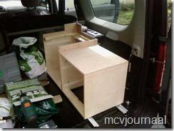 Dacia Logan MCV Camper 18