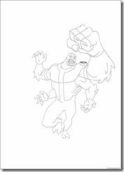 ben_10_desenhos_para_colorir_pintar_imprimir_quatro_bracos