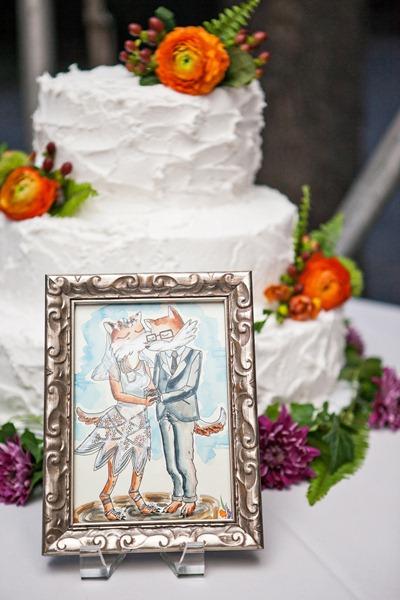 wedding cake with fresh flowers tyra-bleek-boston-wedding-photography