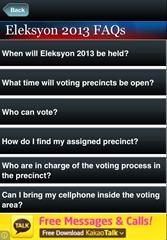 GMA Election 06