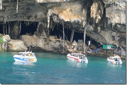 speedboats to Viking Cave