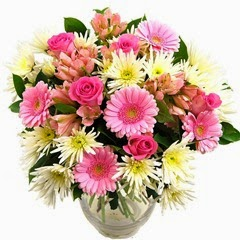 Clare Florist Magnificent Mums Mothers Day Bouquet Fresh Flower Bouquet